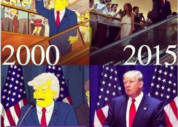 Все предсказания Симпсонов (50 фото)