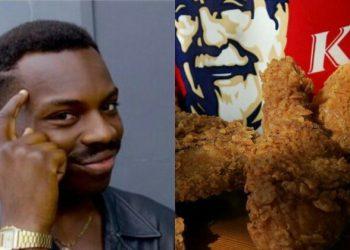 Студент год бесплатно питался в KFC, пока его не разоблачили (3 фото)