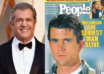 Все самые сексуальные мужчины мира с 1985 года по мнению журнала People (34фото)
