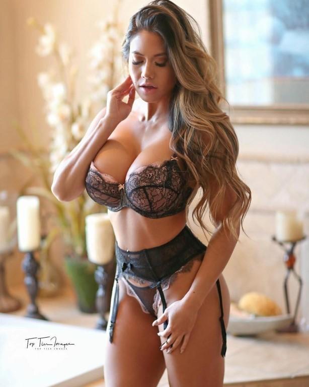 Большая грудь в красивом кружевном белье массажер веллнео отзывы
