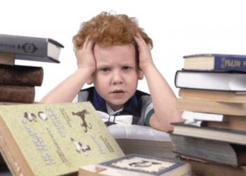 Как заставить сына читать книги (1фото)