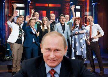 «Однажды в России», прощай! Как продюсеры ТНТ «облизали» Путина, чтобы не остаться без шоу