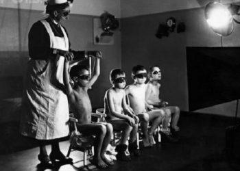 «Очищение» крови: секретный проект нацистов по выращиванию супердетей (13фото)