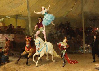 Цирк: история жестокости и милосердия (7фото)