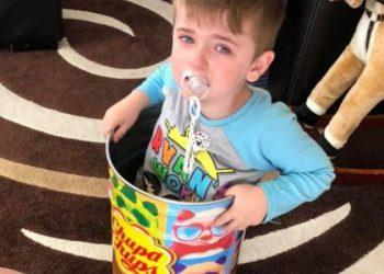 Шестилетний мальчик решил помочь Австралии и собрал 176 тысяч долларов (6 фото)