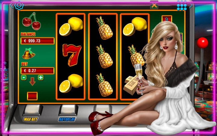 Игровые автоматы без денег
