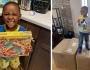 Ребенок заказал 51 ящик мороженого и чуть не обанкротил семью (4фото)